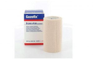 Gazofix 4 m x 8 cm