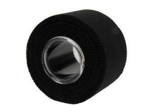 MSP sporttape 10 m x 3,8 cm zwart