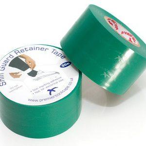 PST sokkentape 20 m x 38 mm groen