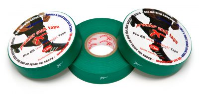 Premier Sock Tape 20 m x 19 mm groen