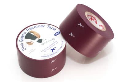 Premier Sock Tape 20 m x 38 mm kastanje rood