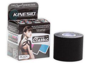 Kinesiotape tex classic 4 m x 5 cm zwart