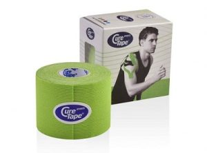 Curetape sports groen