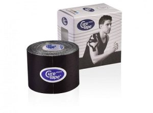 Curetape sports zwart