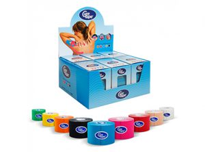 Curetape kinesiology tape